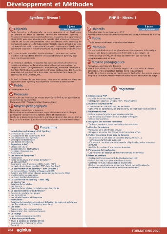 Page 206 - CATALOGUE 2019 AGINIUS FORMATION